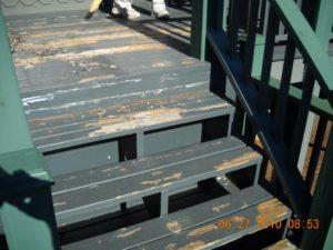 Amity Oregon Deck