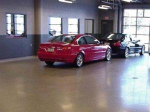 Garage Floor Coatings Oregon