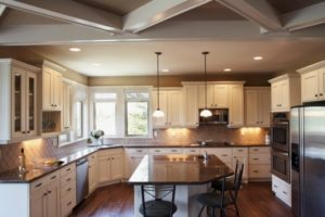 painting kitchen cabinets McMinnville