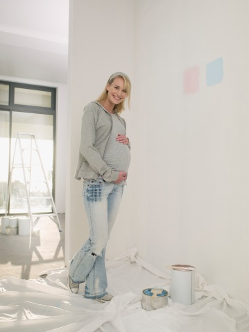 Is Painting A Room Safe While Pregnant