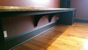 staining home office oregon