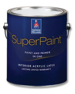 Maintaining a painted wall starts with selecting the right paint