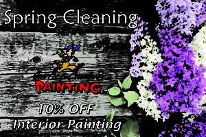 Interior Painting Coupon Code - 10% Off Portland Painters