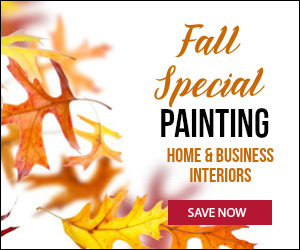 Home & Business Interior Painting - Fall Special