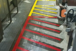 Safety lines warehouse floors Milwaukie OR