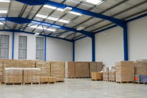 warehouse painting Hillsboro
