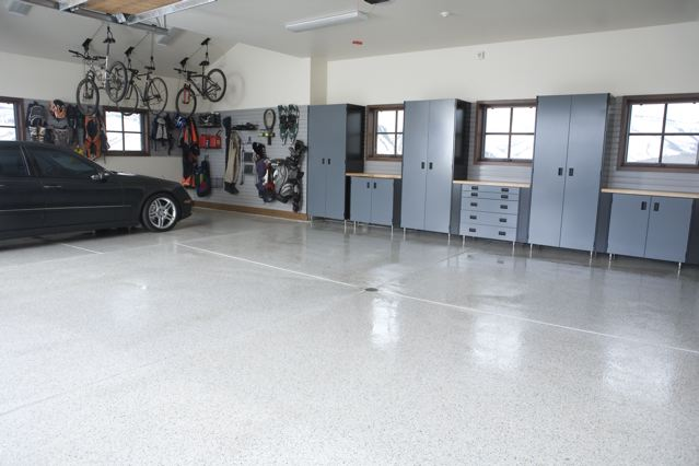 Garage Floor Coatings Portland