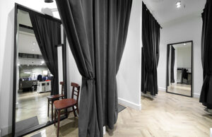 Painting dressing rooms Wilsonville OR