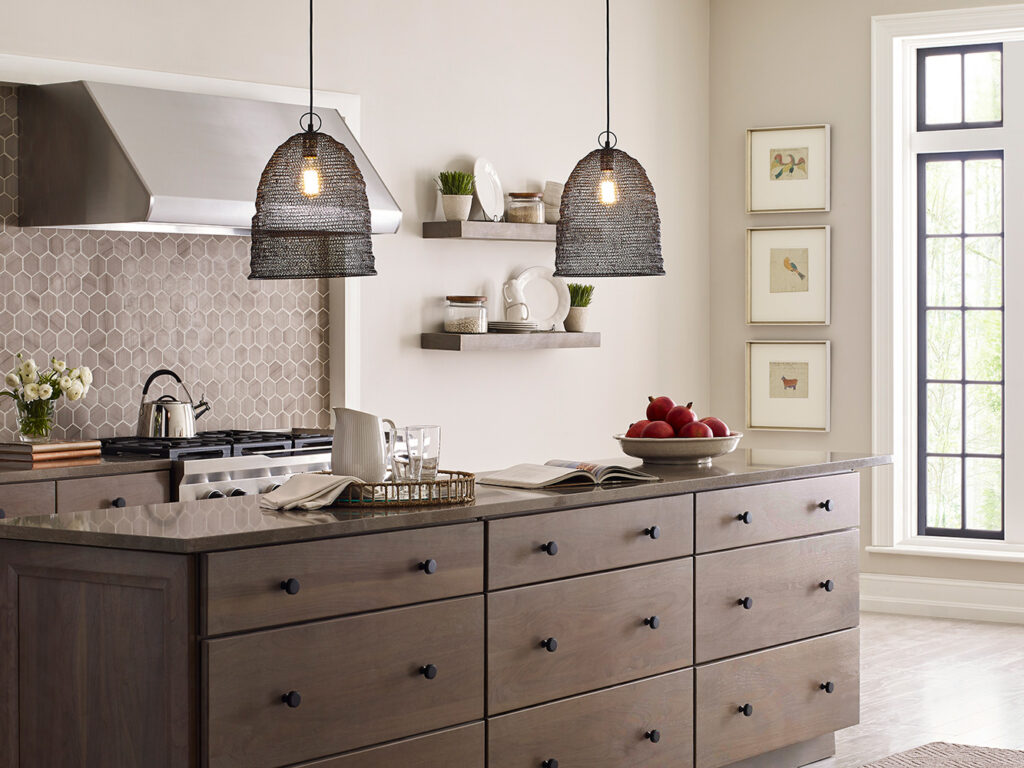 Top Paint Color Trends of 2021 - modern kitchen painting