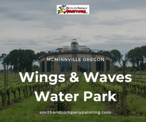 Wings & Waves Water Park McMinnville Oregon
